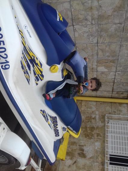 Jet Ski-seodoo/72o Cc/98/com Carretinha Doc Ok