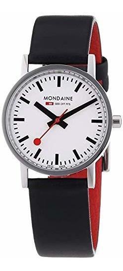 Mondaine A658.30323.11sbb Reloj Clásico De Cuarzo Con Correa