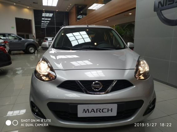 Nissan March Advance 2020 0km