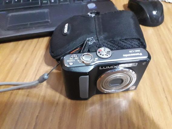 Camara Panasonic Lumix Dmc Lz8 Con Estuche