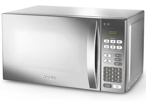 Microondas Consul Cms20sf 20 Litros Digital Inox