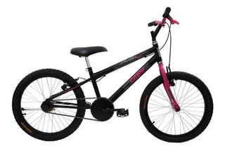 Bicicleta Infantil Aro 20 Cairu Reb Bella Girl Mtb V.break