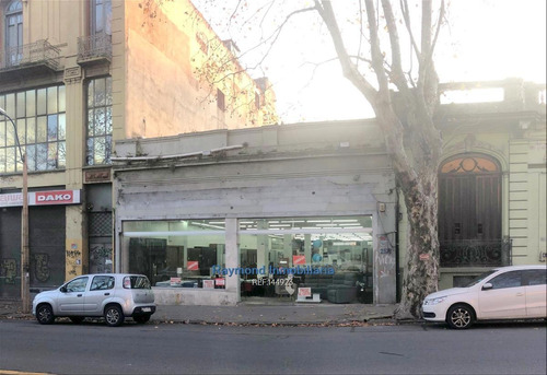 Local Comercial  De 646 M2 En Villa Muñoz