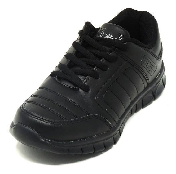 Zapatos Dep. Escolares Yoyo 14151l Blanco 32-39 Envío Gratis