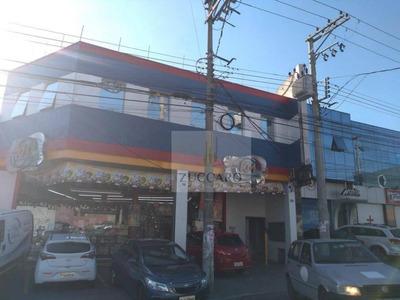 Sala Para Alugar, 80 M² Por R$ 1.600/mês - Jardim Pinhal - Guarulhos/sp - Sa0565