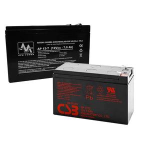 Bateria 12v 7a Selad Para Nobreak Alarmes Cerca Elétrica Etc