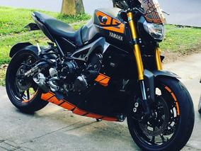 Yamaha Mt 09 Hermosa !!!
