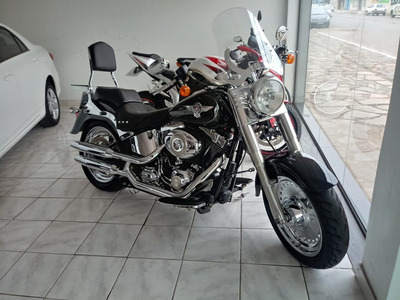 Harley Davidson Fat Boy 1600 2011