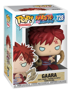 Funko Pop! Animation: Naruto Shippuden - Gaara #728