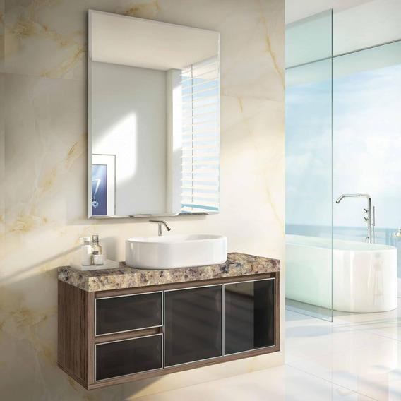Espelho Para Lavabo, Banheiro E Quarto (m²)