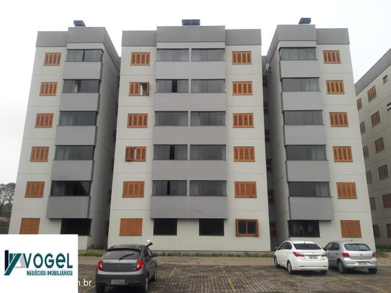 Apartamento Com 02 Dormitório(s) Localizado(a) No Bairro Industrial Em Dois Irmãos / Dois Irmãos - 3201138