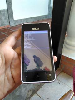 Telefono Celular Blu Like Us Advance 4.0 L2 Para Reparar