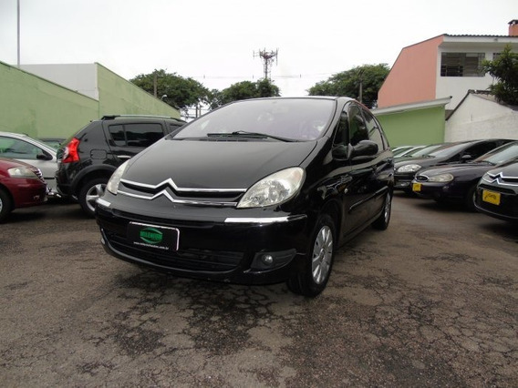 Xsara Picasso 1.6 I Exclusive 16v Flex 4p Manual