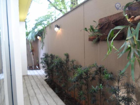 Apartamento Garden Para Locação Na Chácara Santo Antonio - Gd0004