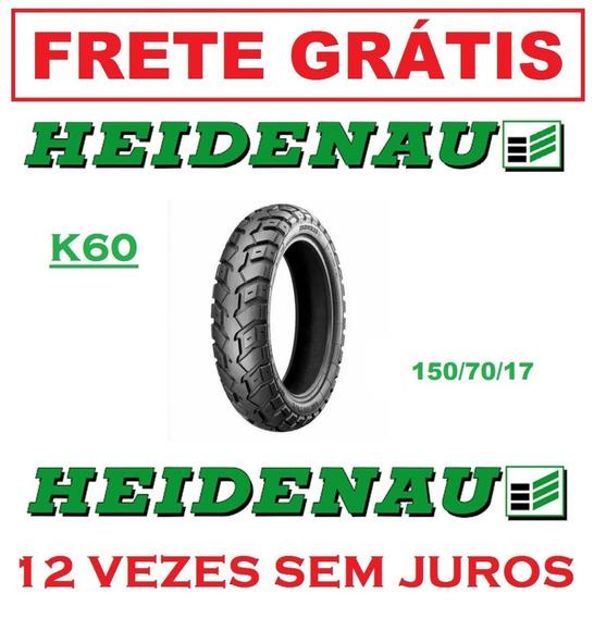 Pneu Heidenau K60 Scout Rsa - 150/70/17 R17 Traseiro Tiger