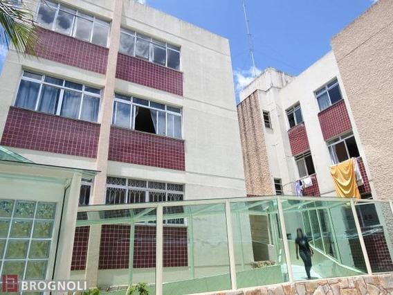 Apartamento De 2 Quartos Na Trindade - 11429