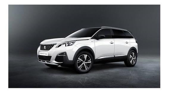 Peugeot 5008 Gt Line 5p 2.0hdi 150hp Aut 6vel 2020