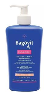 Bagovit A Emulsion Nutritiva Piel Extra Seca X 350 Grs