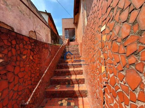 Casa Com 3 Dormitórios À Venda, 304 M² Por R$ 460.000,00 - Vila Santa Maria - São Paulo/sp - Ca0901