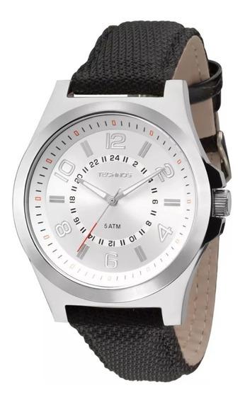 Relógio Technos Masculino Prata Análogo 2035mfa/0k
