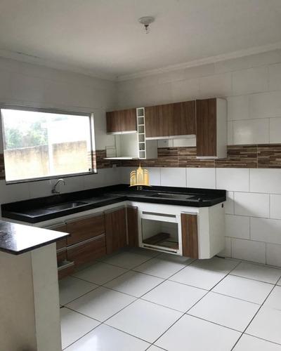 Imagem 1 de 11 de Casa No Bairro Dumaville - Esmeraldas - Ca00280 - 68900893