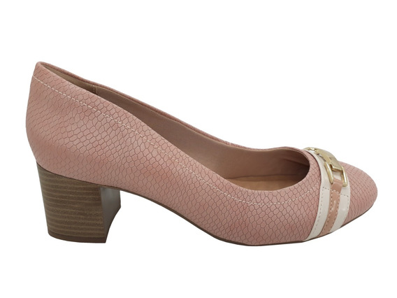 Sapato Feminino Ramarim 1884104 - Rainha Calçados