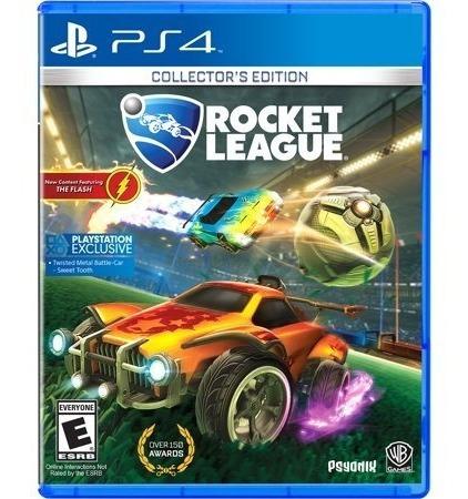 Jogo Rocket League Ps4 Português Original