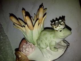 Lenox Porcelana Castiçal