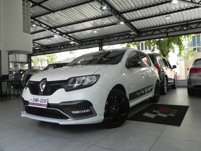 Renault Sandero 2.0 Rs Flex 5p/2017/rs/branco/manual