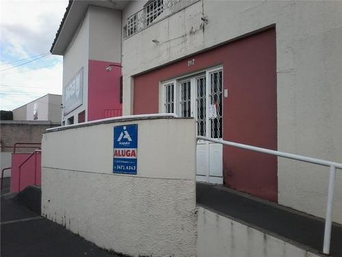 Imagem 1 de 19 de Sala Para Aluguel, Centro - Americana/sp - 2804