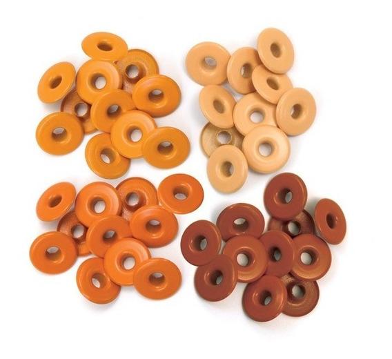 Ojalillos Eyelets Wide Para Crop A Dile O Similar Naranjas