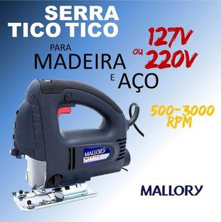 Serra Tico Tico - Mallory