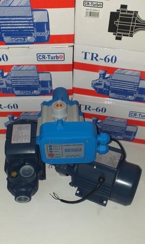 Bomba De Agua Hp 1/2 Medio Caballo Cr Turbo