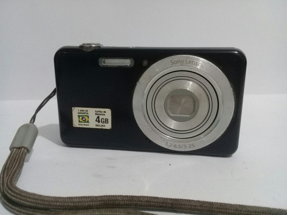 Câmera Sony Dsc W710
