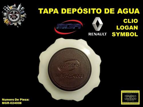 Tapa Depósito De Agua Para Renault Clio/ Logan/symbol