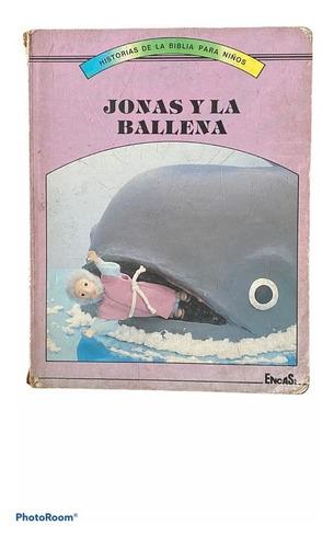 Imagen 1 de 8 de Yh Antiguo Libro Jonas Y La Ballena 1986 Aura Celeste Encas