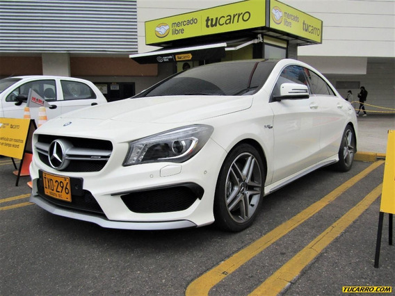 Mercedes Benz Clase Cla 45 At 2000