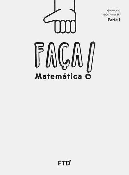 Conjunto Faça Matemática - A Conquista - 1º Ano