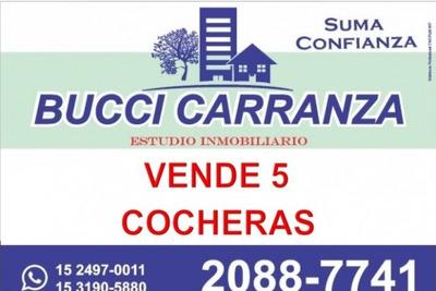 Cochera En Venta En Villa Luzuriaga