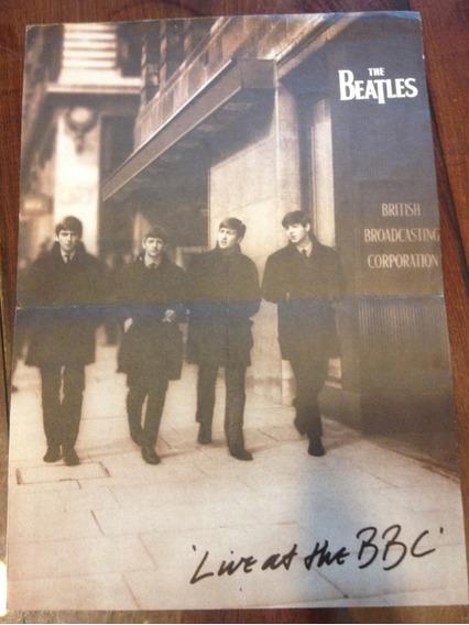 Publicidad De Los The Beatles Del Cd Y Libro (de Coleccion)