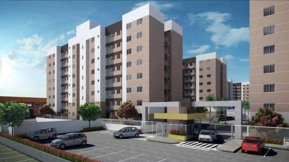 Apartamento No Condomínio Viamonte - Cp4668