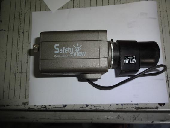 Camera De Segurança Usadas- Kit C/ 3 Unidades