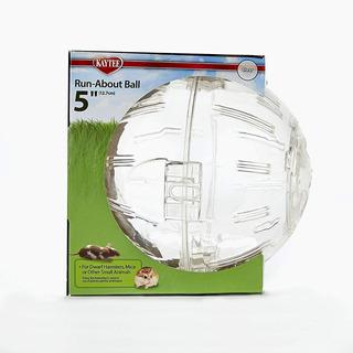 Hamster Bola Rueda Entretenimiento Ruso Sirio 12cm Kaytee