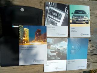Manual De Usuario Mercedes Benz Clase E