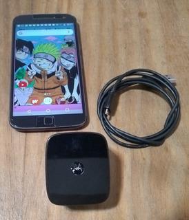 Motorola G4 Plus Con Turbo Cargador Leer Descripción