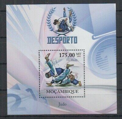 2010 Deportes- Judo - Mozambique