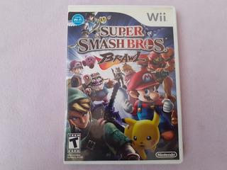 Super Smash Bros Brawl Original Para Nintendo Wii