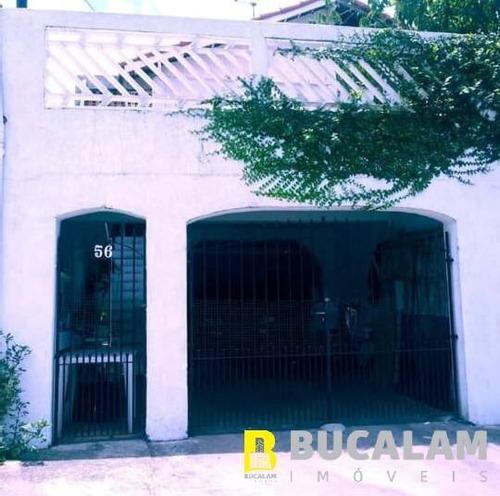 Imagem 1 de 7 de Casa Para Venda No Campo Limpo - 4415-p