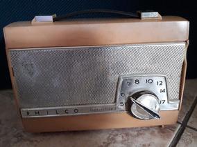 Rádio Antigo Philco Transistone Ii Raro Leia A Descrição