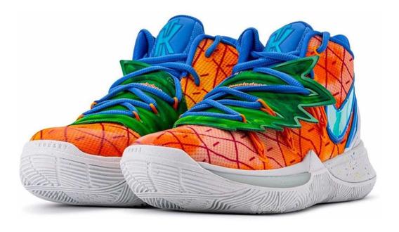 Nike Kyrie 5 La Casa De La Piña Nuevo En Caja 25 Al 30 Mx